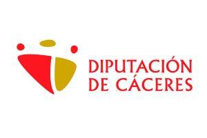 Logo Diputación de Cáceres