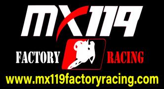 Logo MX119 Factory Racing